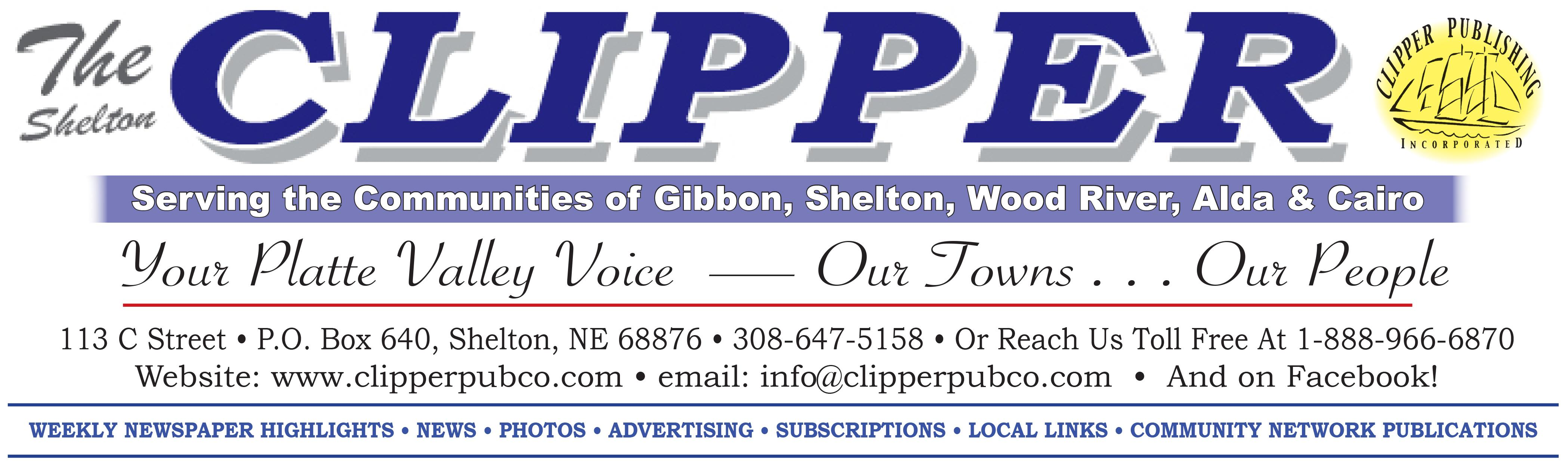 The Shelton Clipper Logo