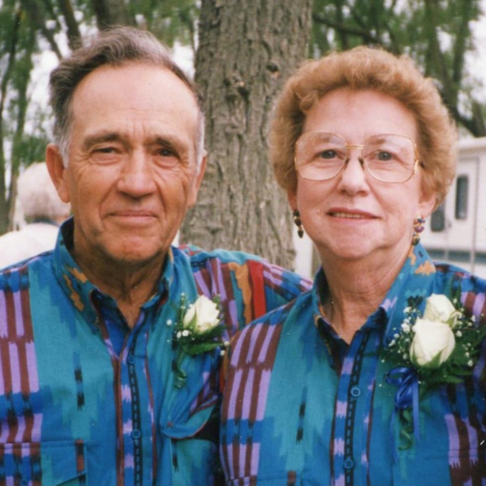 Mr. and Mrs. Russel Lemburg