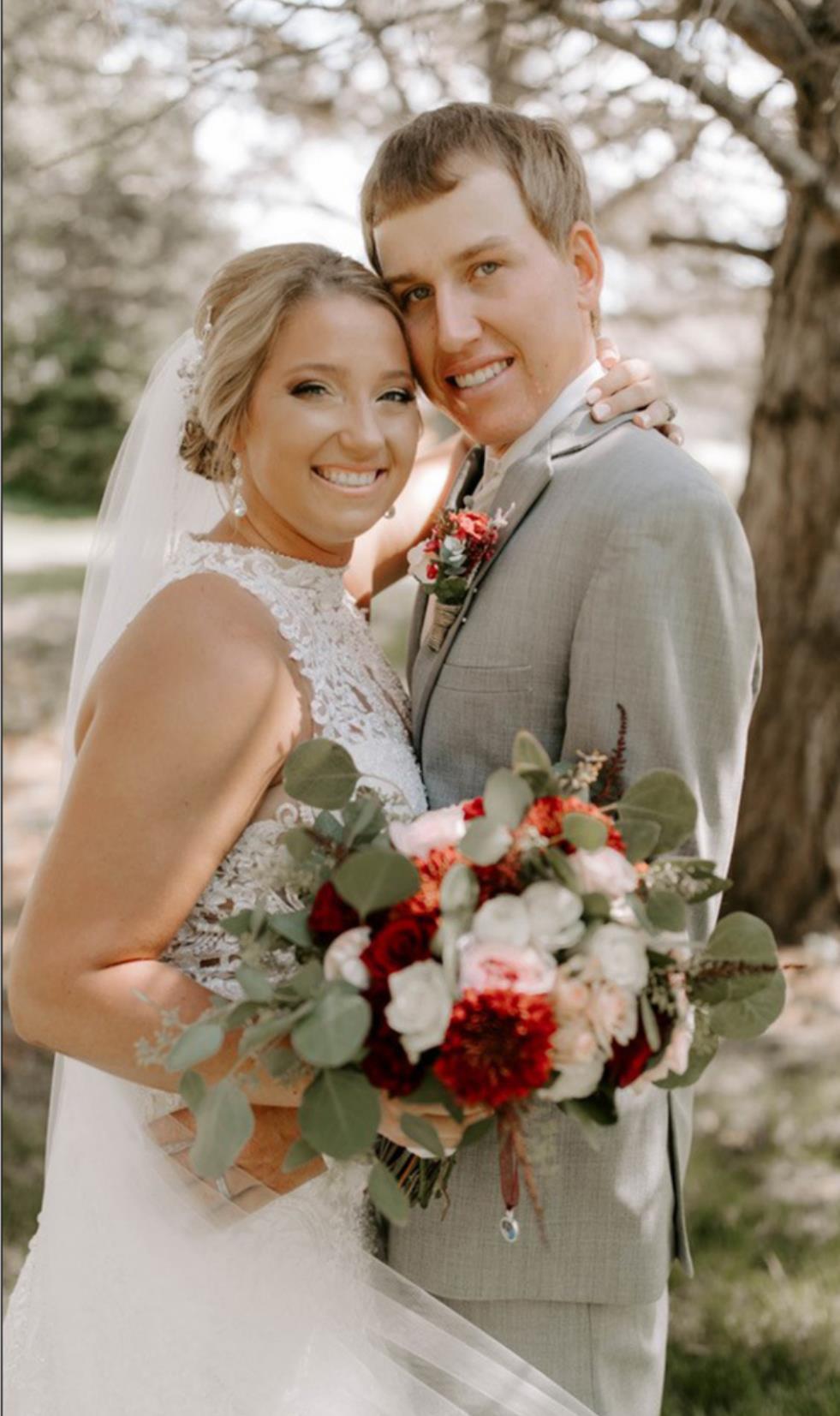 Mr. and Mrs. Connor Dethlefts