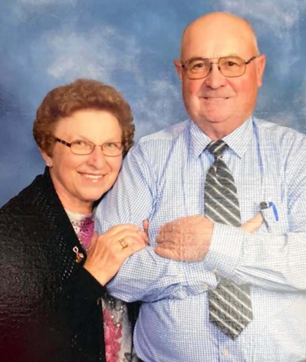 Mr. and Mrs. Leon Wilson