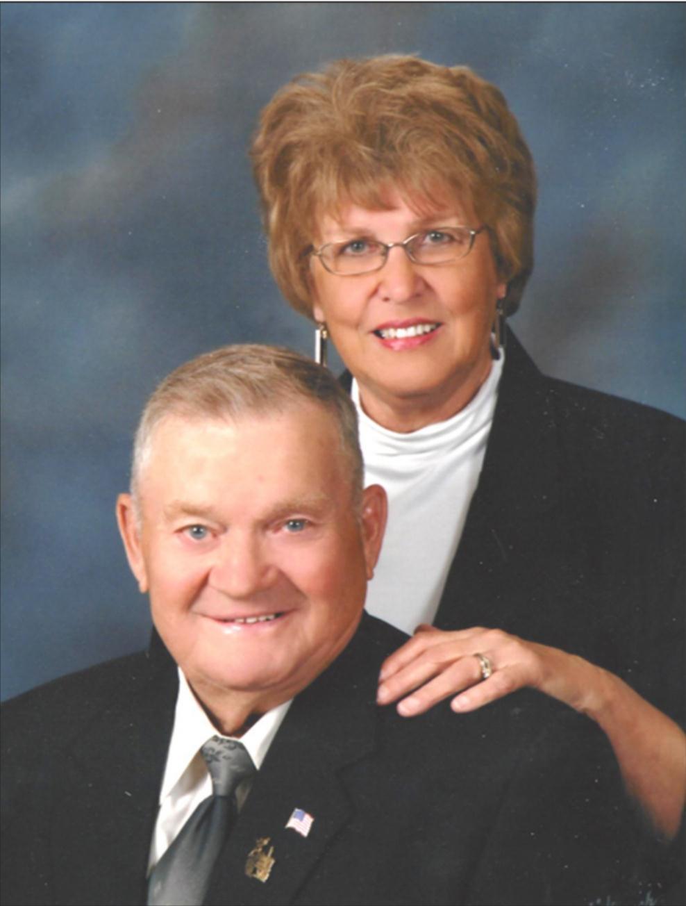 Mr. and Mrs. Eugene Chramosta