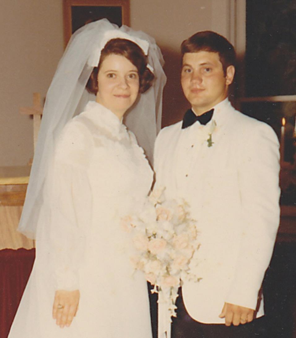 Mr. and Mrs. Garry Wagoner