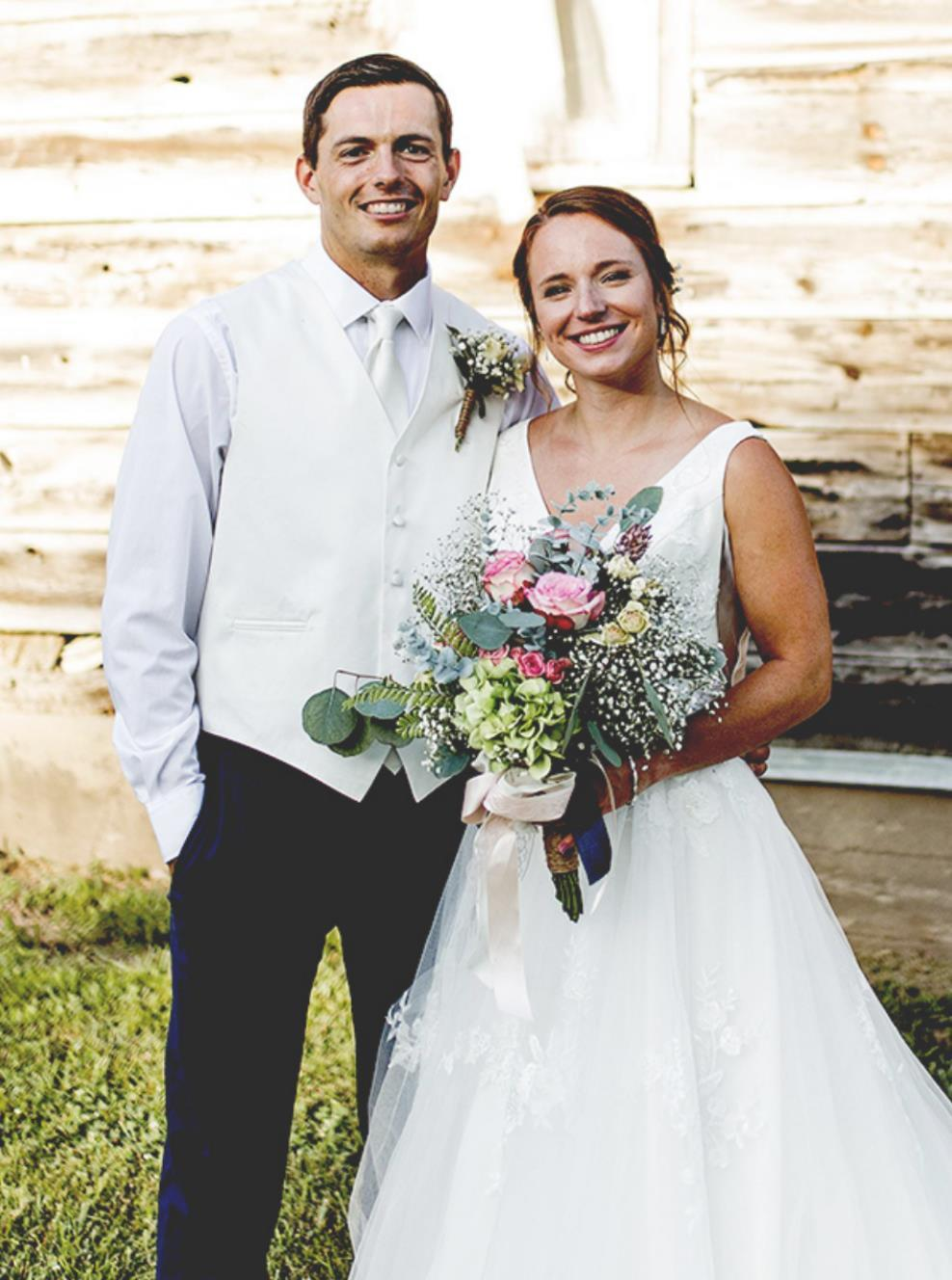 Mr. and Mrs. Daniel Boshart