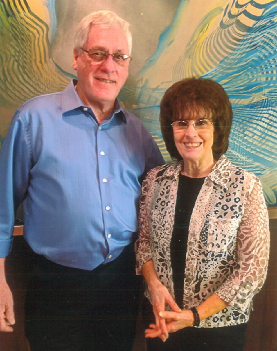 Mr. and Mrs. Dennis Wagoner