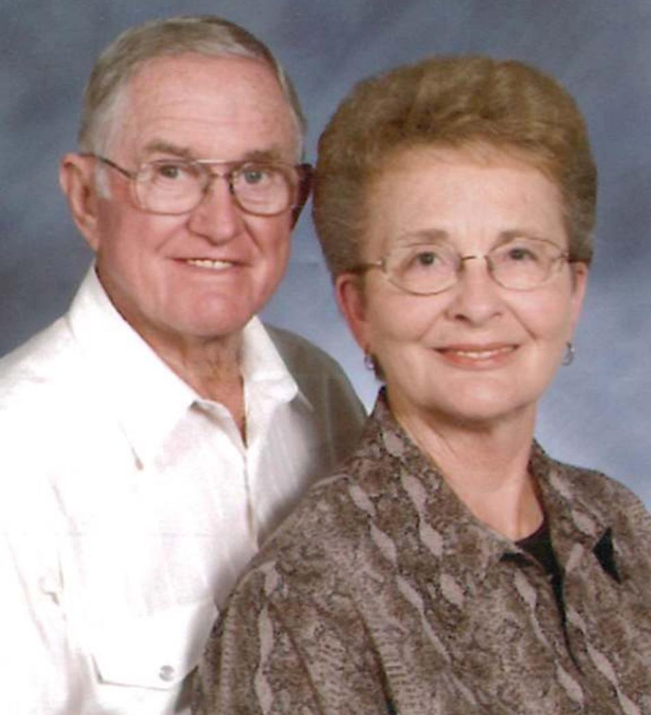 Mr. and Mrs. Larry Fox