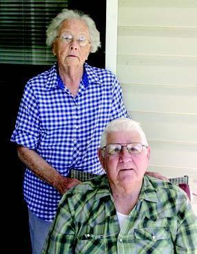 Bill and Deloris Foster