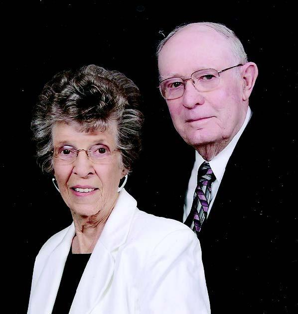 Mr. and Mrs. Dick Bruner