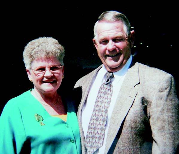 Mr. and Mrs. Fred Reed