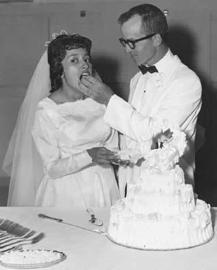 Mr. and Mrs. Joe Hehner