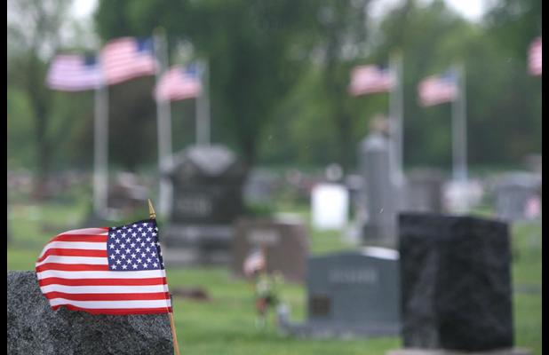 Virus, dreary weather fail to stop Memorial Day spirit
