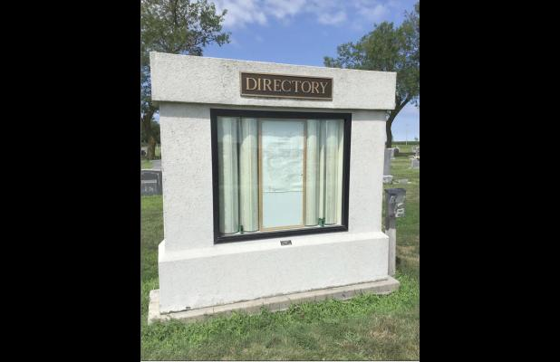 Gibbon Riverside Cemetery Board improves fencing, seeks funding for new directory