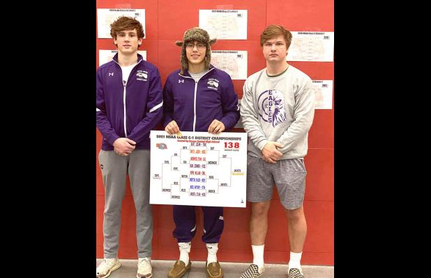 Clipper Country wrestlers heading to Omaha
