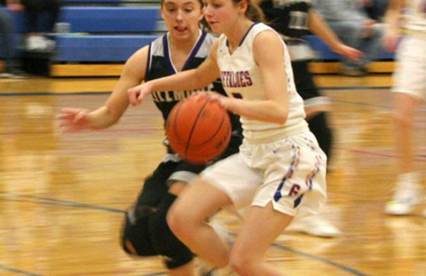 Lady Centurions down Gibbon in tourney opener