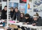 Shelton Junior High Quiz Bowl team hosts home meet