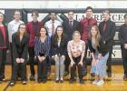 Shelton speech team fourth at TVC