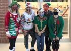Gibbon Lunch Ladies bring holiday cheer, chuckles!
