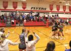 Bulldogs claim TVC volleyball title