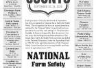 NATIONAL Farm Safety & Health Week