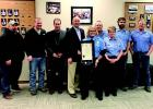 Governor honors WRVFD for March, July flood efforts